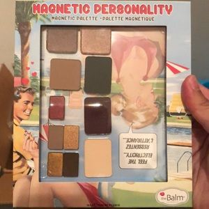Magnetic personality palette. New